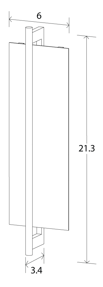 merus 22 dimensions